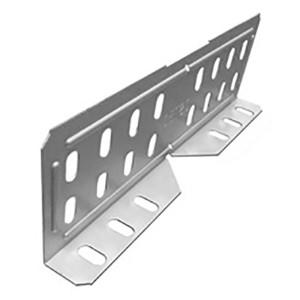 Соединитель лотковый универсальный, изменяемый для лотка высотой 80/100мм OSTEC