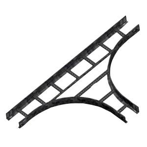 Тройник для лестничного лотка НЛО 200х100х3000 OSTEC