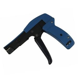 Инструмент для затяжки и обрезки хомутов шириной 2,2 - 4,8 мм ПС-600А REXANT
