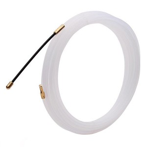 Протяжка кабельная нейлоновая Fortisflex NP d3mm L10m бесцветный (NP-3.0/10)