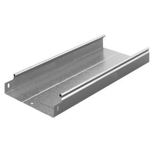Металлический лоток неперфорированный 200х50х3000 (0,7мм) OSTEC