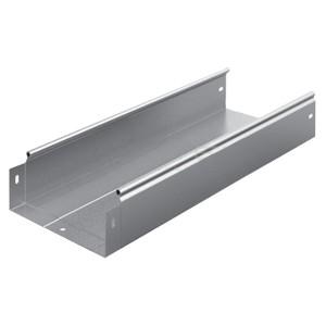 Металлический лоток неперфорированный 200х80х3000 (0,8мм) OSTEC