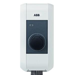 Зарядная станция ABB EVLunic B 4.6кВт розетка типа T2