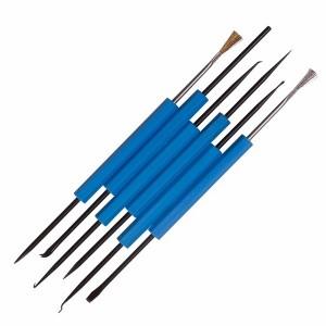 Набор монтажного инструмента для пайки, 6 предметов