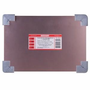 Стеклотекстолит 1-сторонний 250x350x1.5 мм 35/00 (35 мкм) REXANT