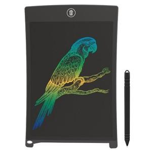 Электронный планшет для рисования многоцветный 8,5 дюймов со стилусом
