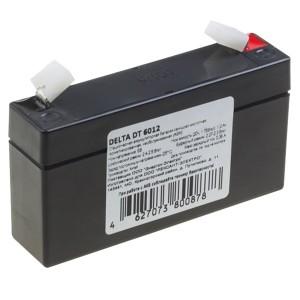 Аккумуляторная батарея Rexant 6V 1,2 А/ч 97х24х58mm