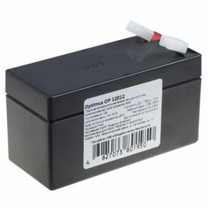 Аккумуляторная батарея Rexant 12V 1,2 А/ч 97х43х59mm