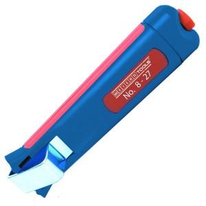 50050227  WEICON № 8-27  Кабельный нож (упаковка-блистер)