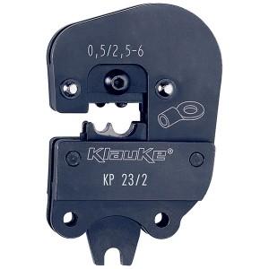KP232 Сменная голова Klauke-Pro для медн. трубч. и из листовой меди DIN46234 наконечников 0,5-6,0 мм