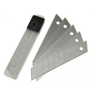 Лезвия 18 мм, для ножа технического (строительного), 10 штук, сегментированные, Алмаз TDM