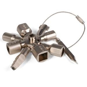 Ключ для электрошкафов КЭШ-10 КВТ
