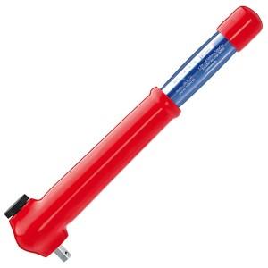 Ключ динамометрический диэлектрический 385мм Knipex с квадратом 1/2 дюйма VDE 1000V