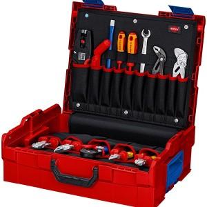 KNIPEX L-BOXX® Elektro 65 предметов