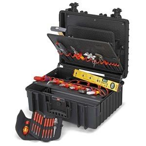 Инструментальный чемодан Robust34 Elektro