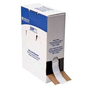 BM71-20-424 этикетки (аналог на TLS/HM BPTL-20-424) Синтетическая бумала белый матовый 50.8х25.4