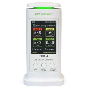 Анализатор воздуха серия «ECOLINE» ECO-4 ECOLINE