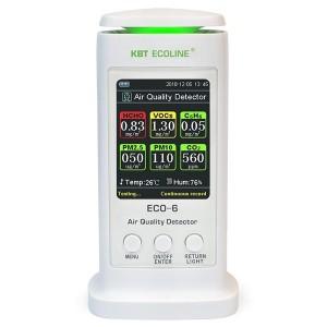 Анализатор воздуха серия «ECOLINE» ECO-6 ECOLINE