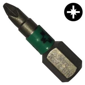 Бита крестовая PZ1 x 25mm Wera 855/1 BTZ