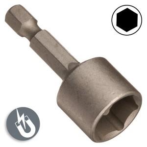 Бита с торцевой головкой магнитная 13,0 x 50mm Wera 869/4 M