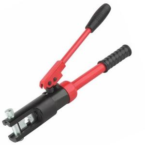 Пресс гидравлический для наконечников 10-120 мм? (CT-120) REXANT
