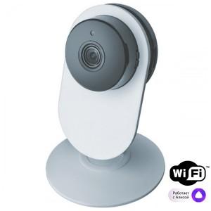 Видеокамера Navigator 14547 NSH-CAM-02-IP20-WiFi 130 град. 8м 176-264В 50/60Гц