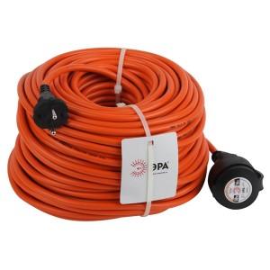 Удлинитель силовой ЭРА UPx-1-2x1.5-50m-IP44 в бухте б/з 50м 1 гн ПВС 2х1.5 5056306008863