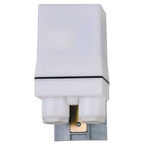 Фотореле Finder корпусное монтажа на улице 1NO 16A питание 230В АC чувствительность 1-80люкс IP54