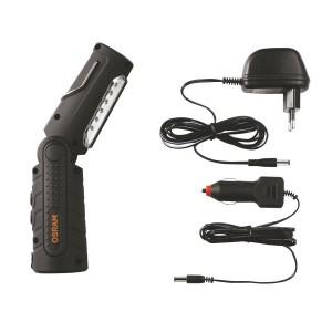 Инспекционный фонарь с поворотным механизмом + аккумулятор LEDIL201 4,5V 1,5W LEDRIVING OSRAM