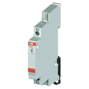 Лампа индикации ABB E219-C красная 115-250В AC переменного тока 0,5 модуля