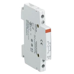 Вспомогательный контакт ABB EH-04-11 боковой для ESB (1 Н.О.+ 1 Н.З.) 0,5 модуля