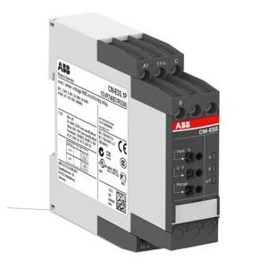 Однофазное реле контроля напряжения CM-ESS.1P (диапазоны измерения 3- 30В, 6-60В, 30-300В, 60-600 AC