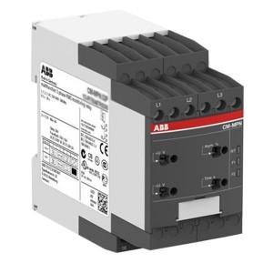 Реле контроля CM-MPN.72S без контр нуля, Umin/Umax3х530-660В/690- 820BAC, 2ПК, винтовые клеммы