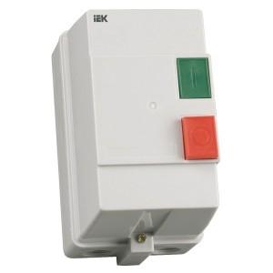 Контактор КМИ22560 25А в оболочке Ue220В/АС3  IP54 ИЭК
