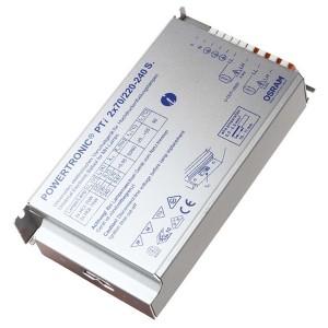 ЭПРА для двух металлогалогенных ламп OSRAM PTi 2х70W S