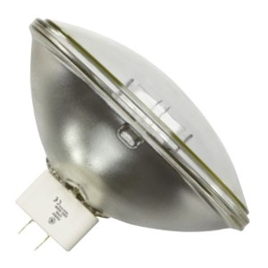 Лампа GE SUPER PAR64 CP/60 EXC VNS 230V 1000W 3200K 352000cd 300h GX16d