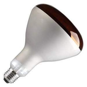 Лампа инфракрасная GE 250R/IR/R/E27 красная