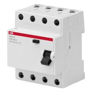 УЗО ABB Basic M 4P 40A 30мA тип AC, BMF41440