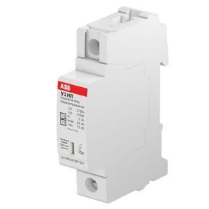 Ограничитель перенапряжения УЗИП ABB OVR H T2 N 80-275 C QS картридж для нейтрали
