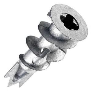 Дюбель DRIVA SPA 15х29 для гипсокартона  металлические  (упаковка 100шт)