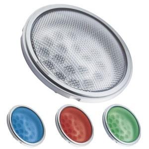 Светодиодная лампа в бассейн SYLVANIA PAR56 LED POOL RGB MULTICOLOR 12W 12V 25° винтовые клеммы
