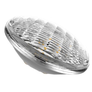 Светодиодная лампа в бассейн GE PAR56 LED 16W (300W) 12V 90° IP68 D177x110mm 700cd 1268lm 25000h