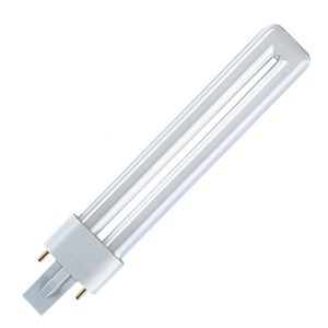 Лампа Medical Therapy OSRAM DULUX S 9/71 G23 специальная медицинская от желтухи