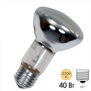 Лампа зеркальная General Electric R63 40W E27 230V D63mm