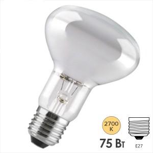 Лампа зеркальная General Electric R80 75W E27 230V D80mm