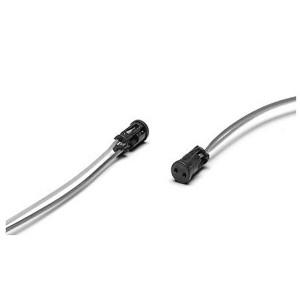 Патрон 30470 VS G4 устанавливаемый в трубу d7,7 c фиксатором кабеля, провод 140мм