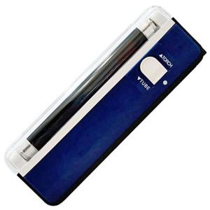 Детектор для проверки денег MC2 4W G5 1LED L165x58x25mm цвет синий