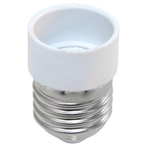 Патрон-переходник LH64 220V с E27 на E14 для лампы E14 28x43мм