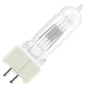 Лампа специальная галогенная Osram 64744 FWP T/19(T/11) 1000W 230V GX9.5 750h 3000K (PHILIPS 6996P)