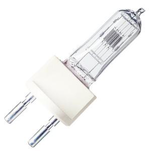 Лампа специальная галогенная GE CP/110 OC-1200W 80V G22 300h 3300K (Osram 93723; PHILIPS 6980Z)